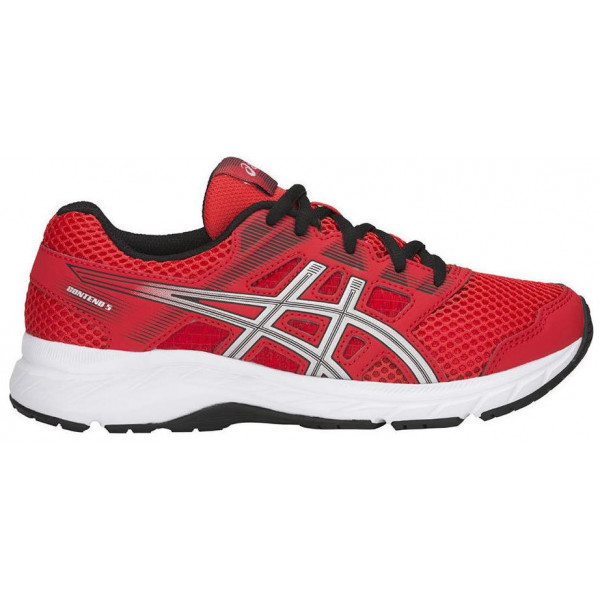 Asics CONTENT 5 GS RED