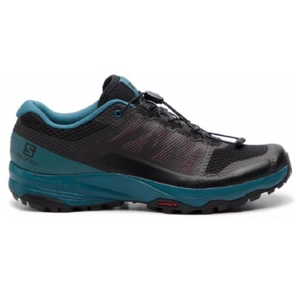 Salomon TRAIL RUNNING SHOES DISCOVERY BLACK/BLUE