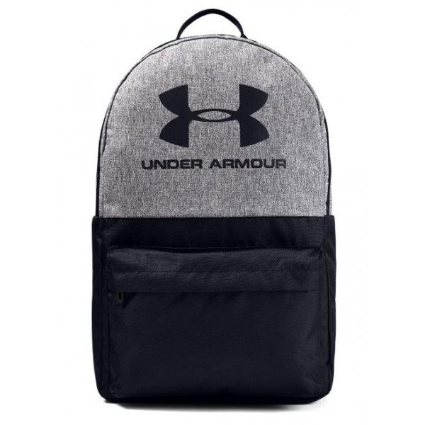 Under Armour LOUDON BACKPACK - GREY/BLACK