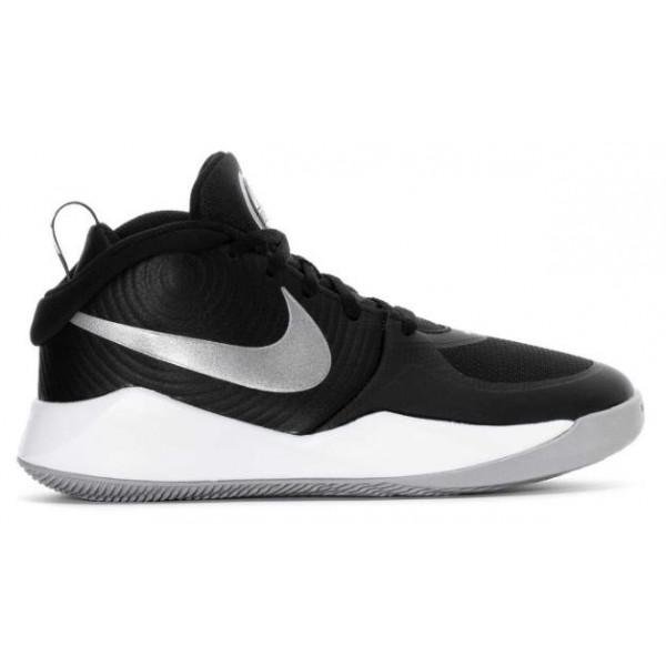 Nike TEAM HUSTLE D9 (GS) - BLACK