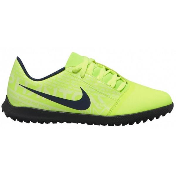 Nike JR PHANTOM VENOM CLUB TF - YELLOW
