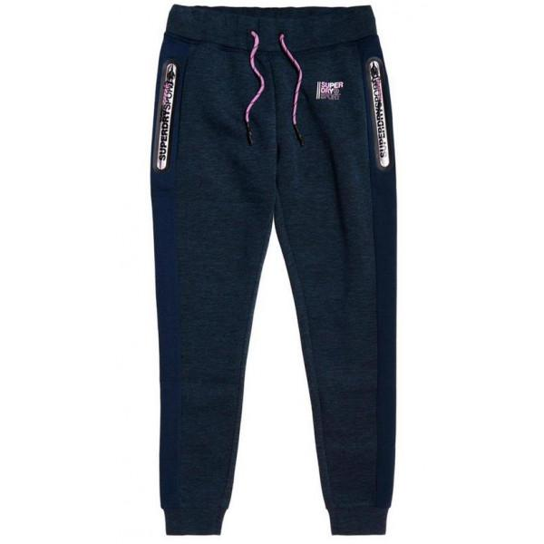Superdry GYM TECH LOOSE JOGGERS BLUE