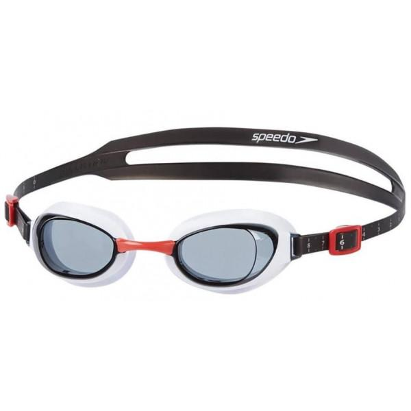Speedo AQUAPURE - RED/SMOKE