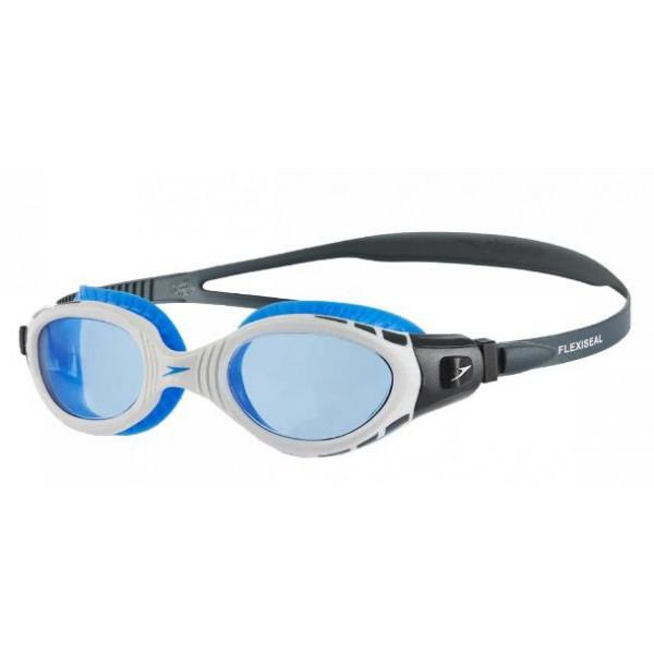 Speedo FUTURA BIOFUSE FLEXISEAL - GREY/BLUE