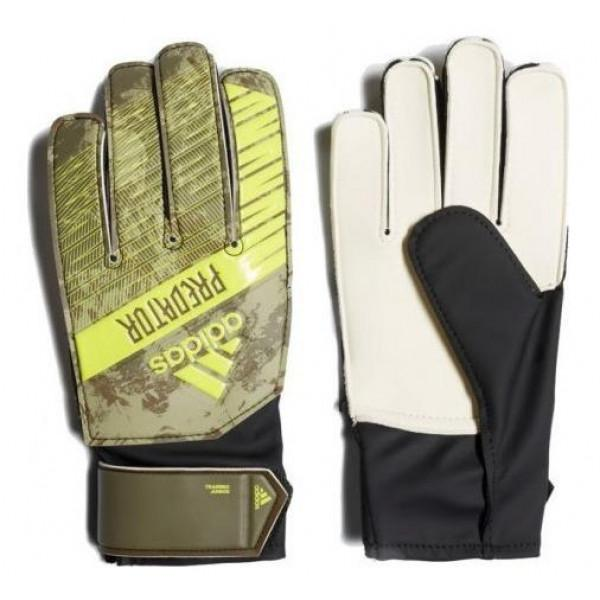 Adidas PREDATOR TRAINING JUNIOR GLOVES - RAWKHA/TR...