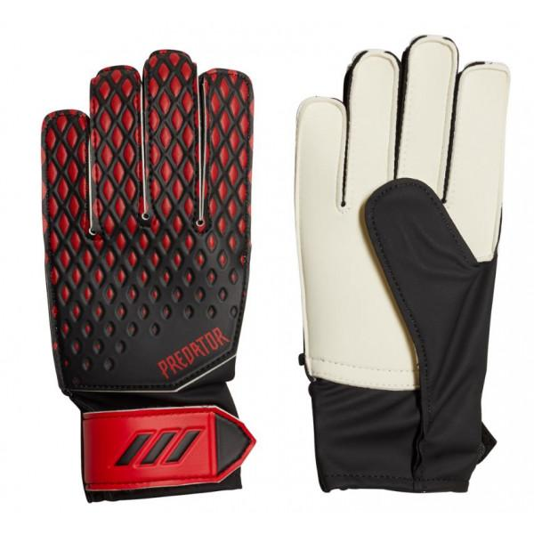 Adidas PREDATOR TRAINING JUNIOR GLOVES - BLACK/ACT...