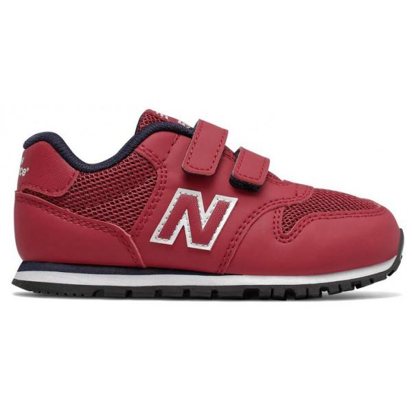 New Balance 500 CLASSIC INFANT - RED/NAVY