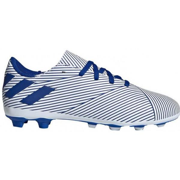 Adidas Performance NEMEZIZ 19.4 FG - BLUE/WHITE