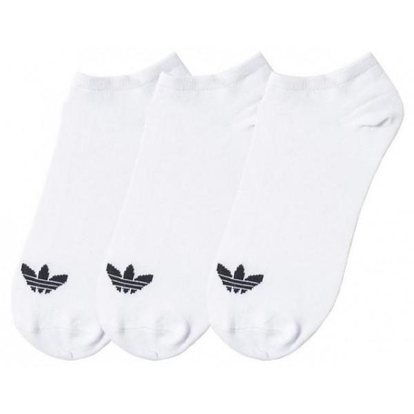 Adidas Originals TREFOIL LINEAR SOCKS - WHITE