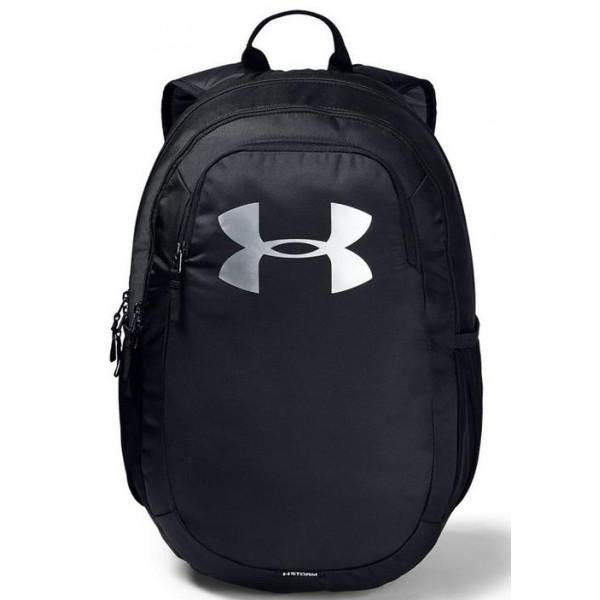 Under Armour SCRIMMAGE 2.0 BACKPACK - BLACK/SILVER