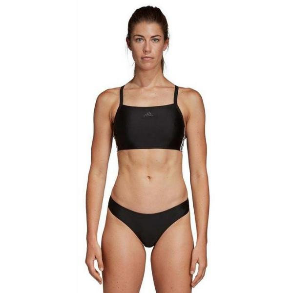 Adidas Performance 3-STRIPES BIKINI - BLACK