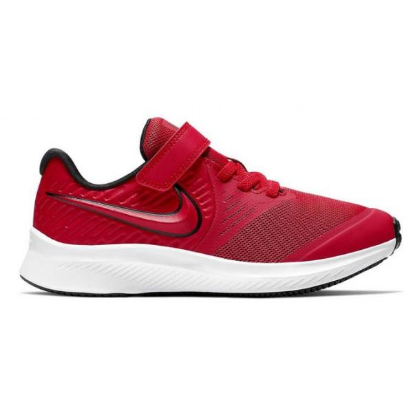 Nike STAR RUNNER 2 (PSV) - RED
