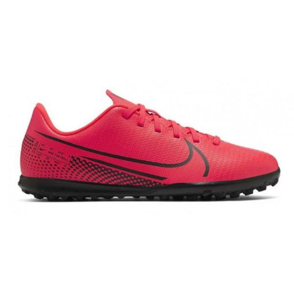 Nike JR VAPOR 13 CLUB TF - RED