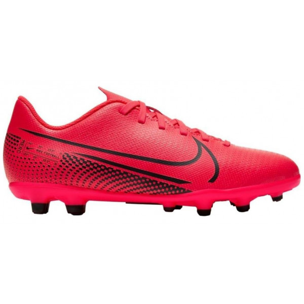 Nike JR VAPOR 13 CLUB FG/MG - RED