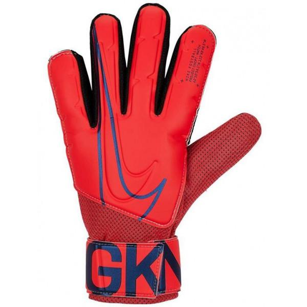 Nike GOALKEEPER MATCH GLOVES - RED