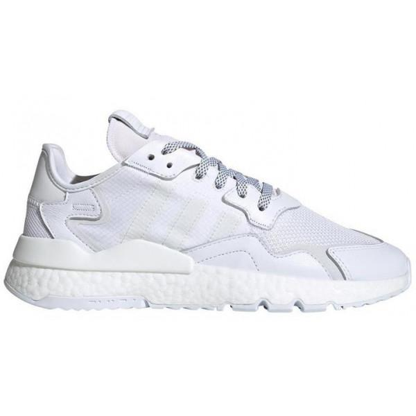 Adidas Originals NITE JOGGER - WHITE