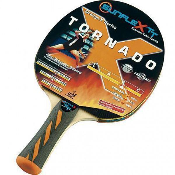 Sunflex PING PONG RACKET TORNADO
